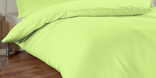 bedding Carmen light green