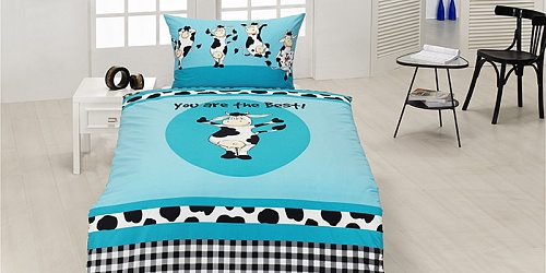 Bedding Cheer Up Cow