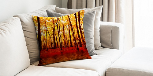 Decorative Pillowcase Autumn