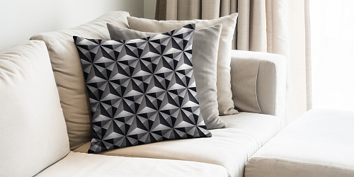 Decorative Pillowcase Vector
