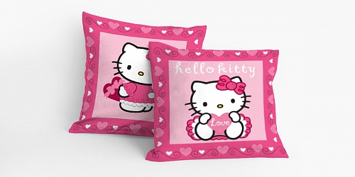 Coating Hello Kitty Moulin Rouge