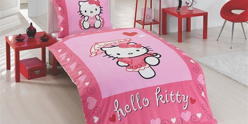 Bedding Hello Kitty Moulin Rouge