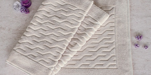 Bath mat Bath Mat Cream