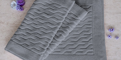 Bath mat Bath Mat Grey