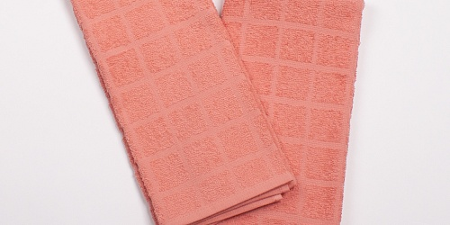 Kitchen Towel Linea Pink