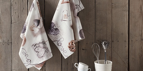 Kitchen towels Lucky