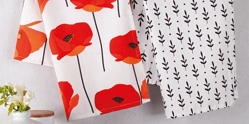 Kitchen Towel Poppy