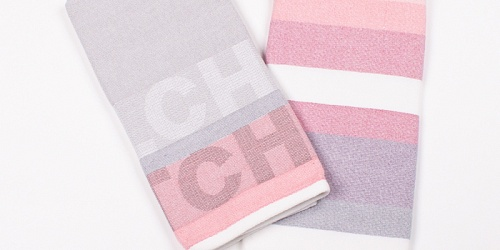 Kitchen Towel Siesta Pink