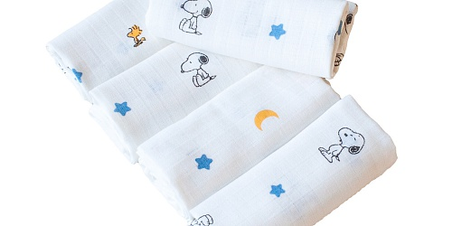 Cloth Diapers Baby Diapers Snoopy PREMIUM 70x70 cm