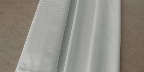 Light Grey Fabric deluxe