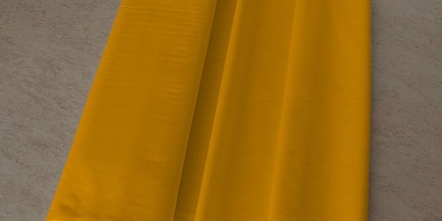 Yellow-Orange Fabric deluxe