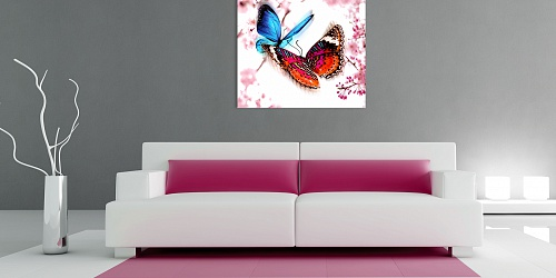 Canvas Print Emotivo