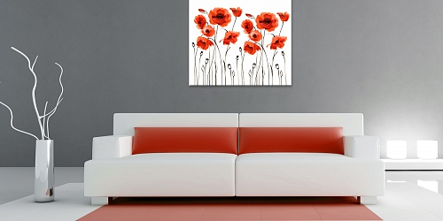 Painting Poppies