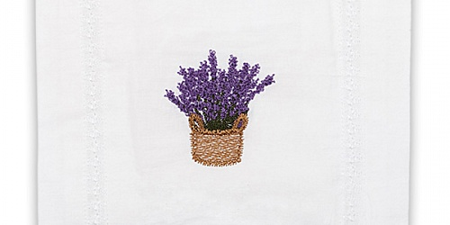 Little Lavender Pillow
