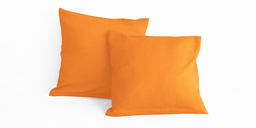 Pillowcase Yellow-Orange
