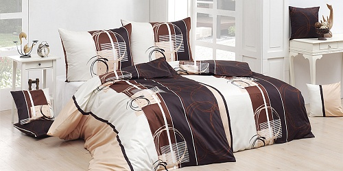 Bedding Jamisson Beige