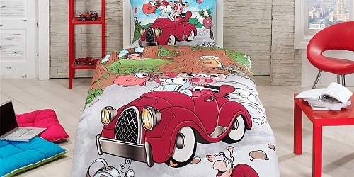 Bedding Krkouni Car