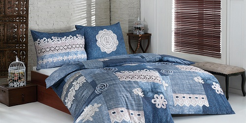 Bedding Merletto
