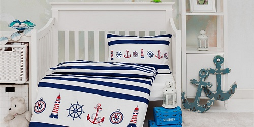 Bedding Little Sailor