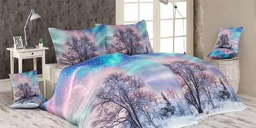 Bed Linen Northern Lights
