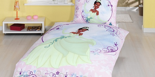 Bedding Princess Tiana