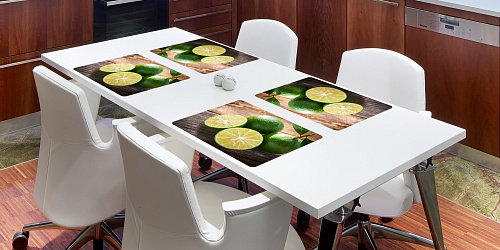 Placemat Lime