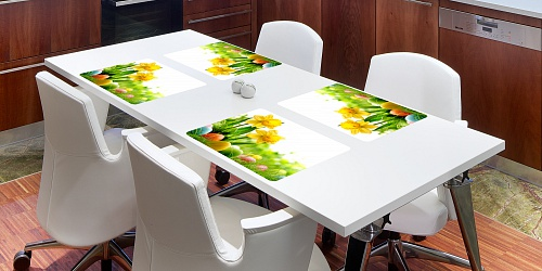 Placemat Velikonoce - narcis