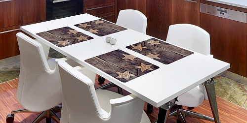 Placemat Woody