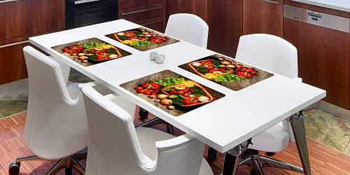 Placemat Vegetables