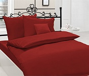 Bedding Cotton Satin Terracota