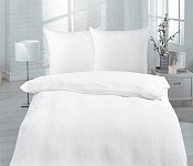 Bedding Crepe White