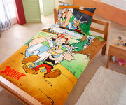 Bedding Asterix Parade