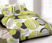 Bedding Camera green