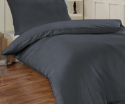 bedding Carmen dark gray