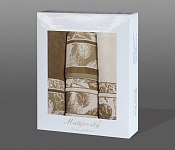 Towel Gift Box Dove 4pcs beige