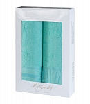 Gift wrapping towels Mara 2 pcs light azure