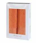 Gift wrapping towels Mara 2pcs light terra