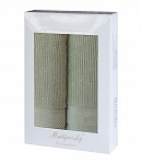 Gift wrapping towels Mita 2pcs pistachio