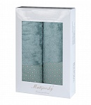 Gift wrapping towels Sandra 2pcs menthol