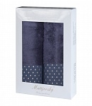 Gift wrapping towels Sandra 2pcs blue