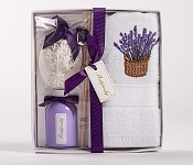 Towel Giftset Lavender