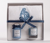 Towel Giftset Navy