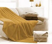 Blanket Ruby Ocre