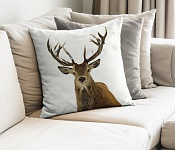 Decorative Pillowcase Deer