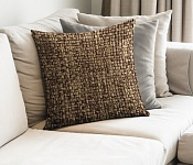 Decorative Pillowcase Mesh