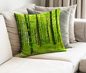 Decorative Pillowcase Spring Forest