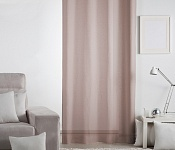 Unicolour Curtain Lilien Brown