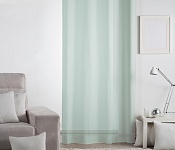 Unicolour Curtain Lilien Menthol