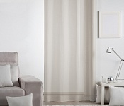 Decorative curtain Lilien cream