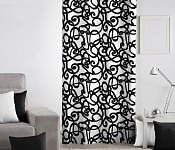 Decorative curtain Dion